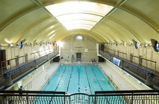 Swimming Pool (Anthony Webb / Time Out)