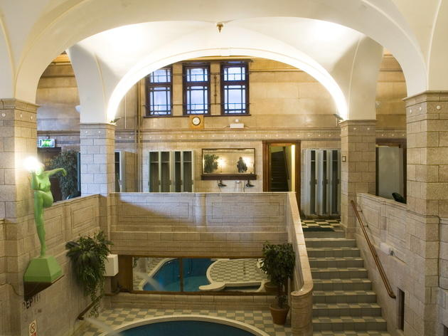 Porchester Spa interior (Anthony Webb / Time Out)