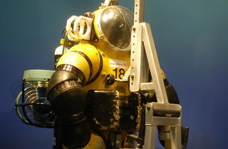 Diving suit (Britta Jaschinski / Time Out)