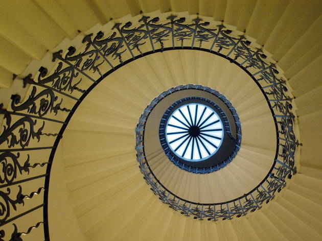 Maritime Museum stairs (Britta Jaschinski / Time Out)