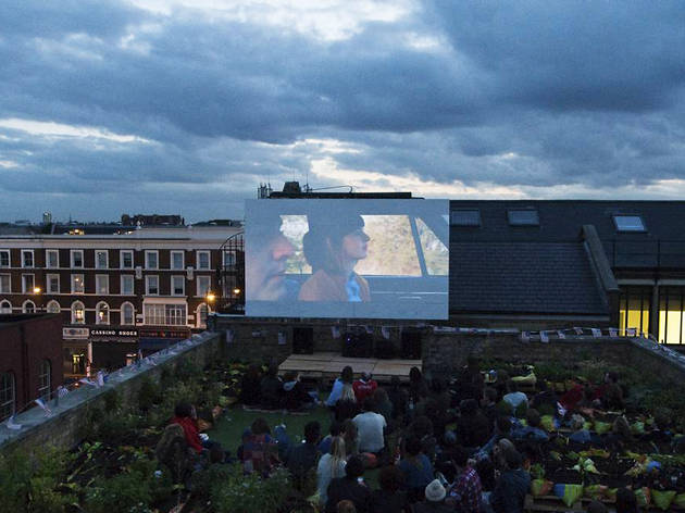 Films at Dalston Roof Park