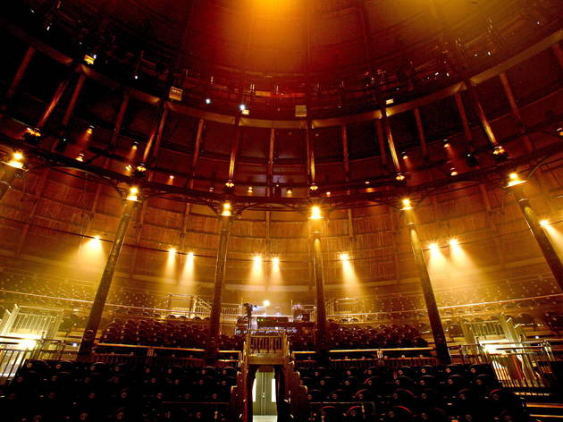 The Roundhouse interior