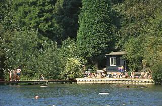 Highgate Pond (Mockford & Bonetti / Time Out)