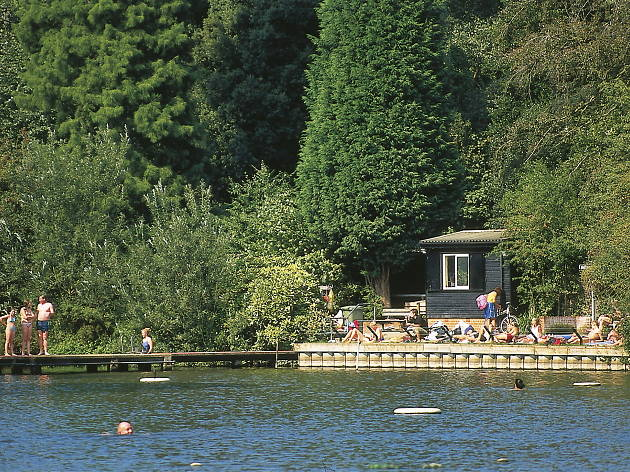 Highgate Pond	 (Mockford & Bonetti / Time Out)
