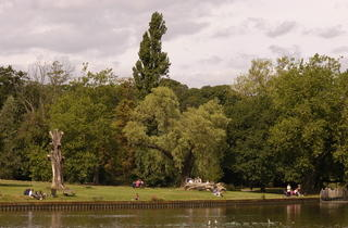 Hampstead heath Pond  (Britta Jaschinski / Time Out)