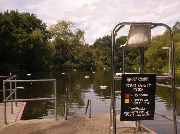 Hampstead Heath Swimming Ponds Things To Do In Hampstead London