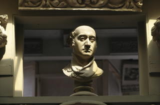 (Sir John Soane bust © Jonathan Perugia / Time Out)