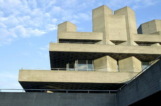 National Theatre architecture (Rob Greig / Time Out)