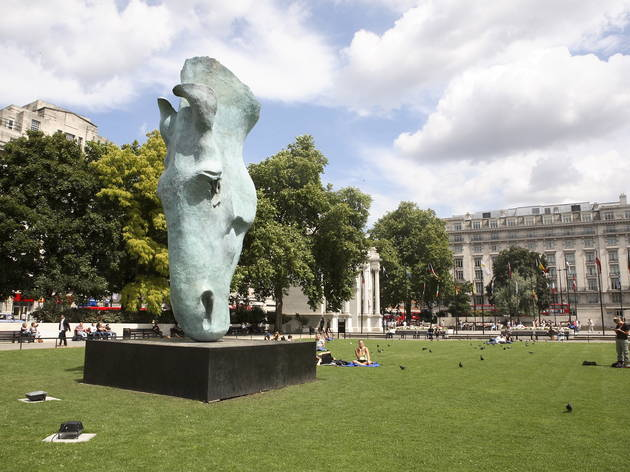Statue (Michelle Grant / Time Out)