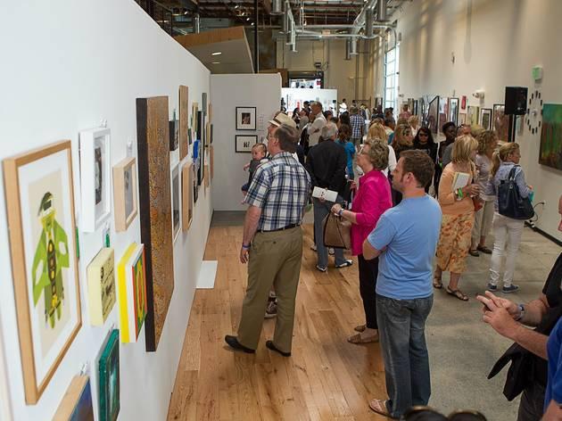 Venice Artwalk and Auctions