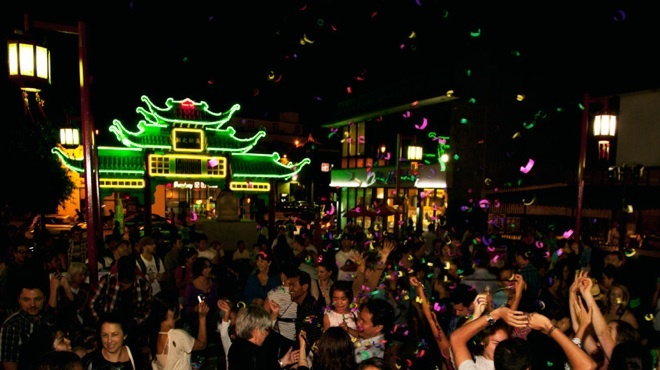 Groove to Summer Nights in Chinatown