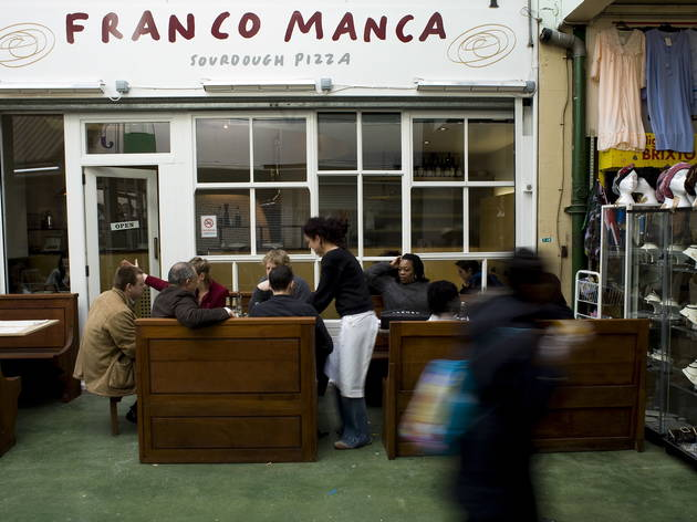 Franco Manca (David Axelbank / Time Out)