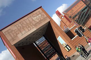 Slow Architecture: The British Library with Eric Parry