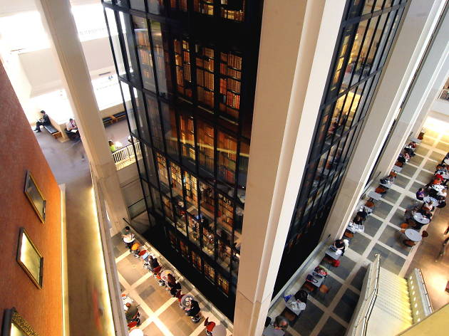 British Library Architecture