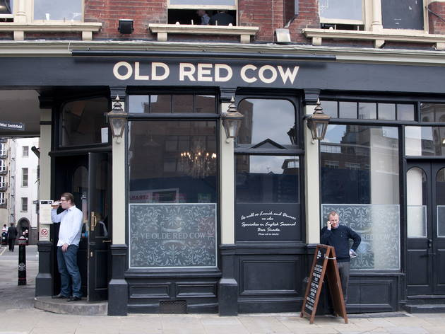 Old Red Cow (Tricia de Courcy Ling / Time Out)