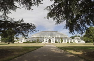 (Temperate House )