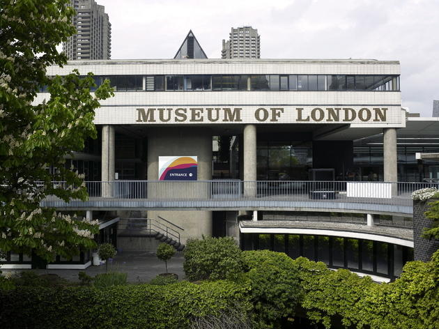 Museum of London exterior