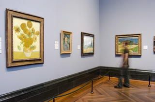 (Sunflowers by Vincent Van Gogh © Andrew Brackenbury / Time Out)