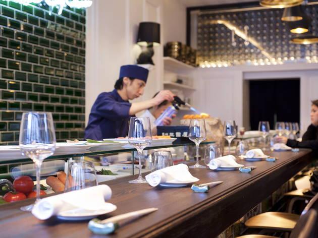 Yashin Sushi (Ming Tang-Evans / Time Out)
