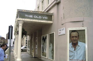 The Old Vic entrance (Rob Greig / Time Out)