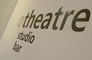 Soho Theatre sign (Andrew Brackenbury / Time Out)