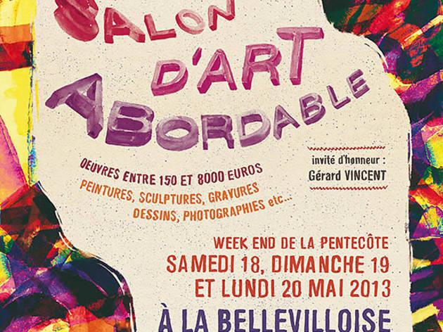 Grand Salon d'Art Abordable : 10e édition