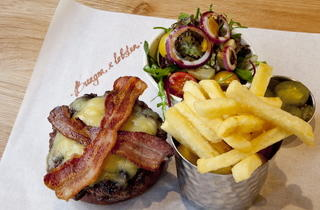 Burger & Lobster (Rob Greig / Time Out)