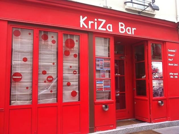 KriZa bar (© EP)