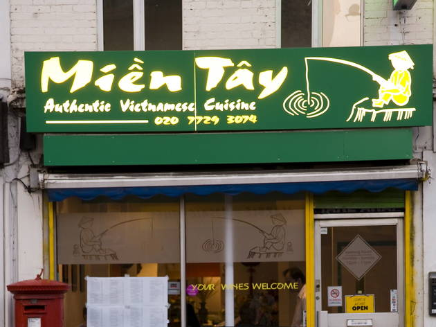 Mien Tay Vietnam Map.Mien Tay Restaurants In Hoxton London