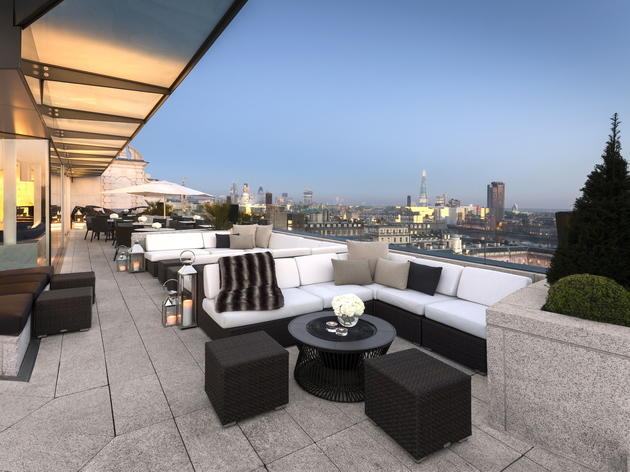 Radio Rooftop Bar Bars And Pubs In Temple London