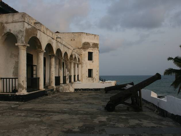 Learn about the past at Elmina Castle