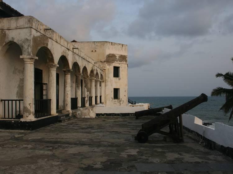 Visit Elmina Castle