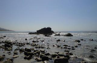 leo carrillo, malibu, beach