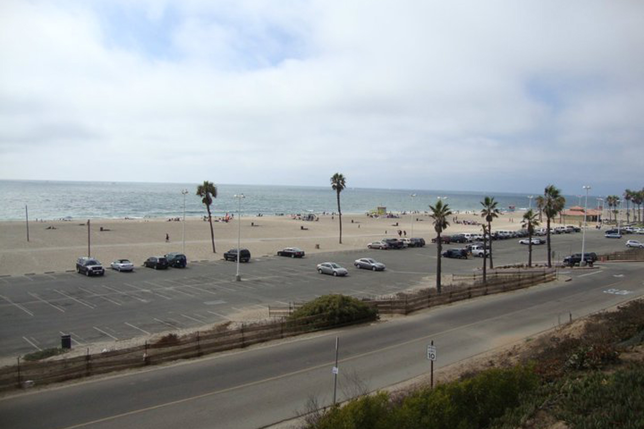 Dockweiler Beach, playa vista, beach