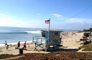 surfrider, beach, malibu