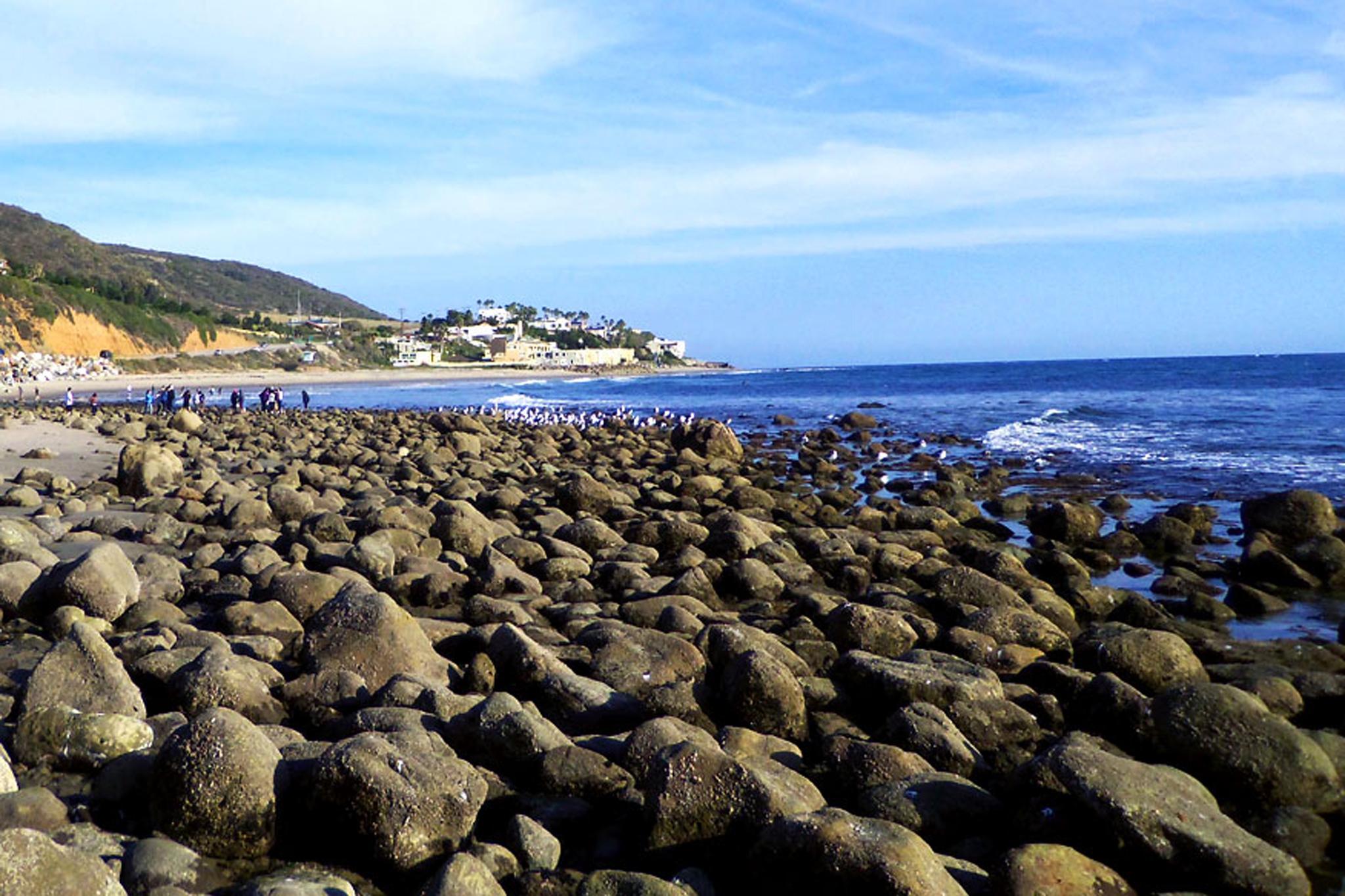 County Line Beach