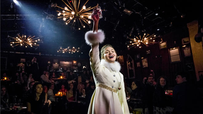 Natasha, Pierre & The Great Comet of...