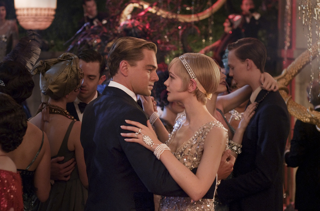 Carey Mulligan, Leonardo DiCaprio, The Great Gatsby