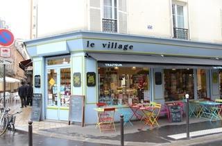 Le Village (© EP / Time Out Paris)