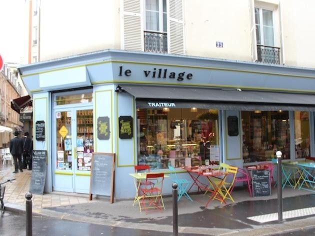 Le Village (© EP / Time Out Paris)