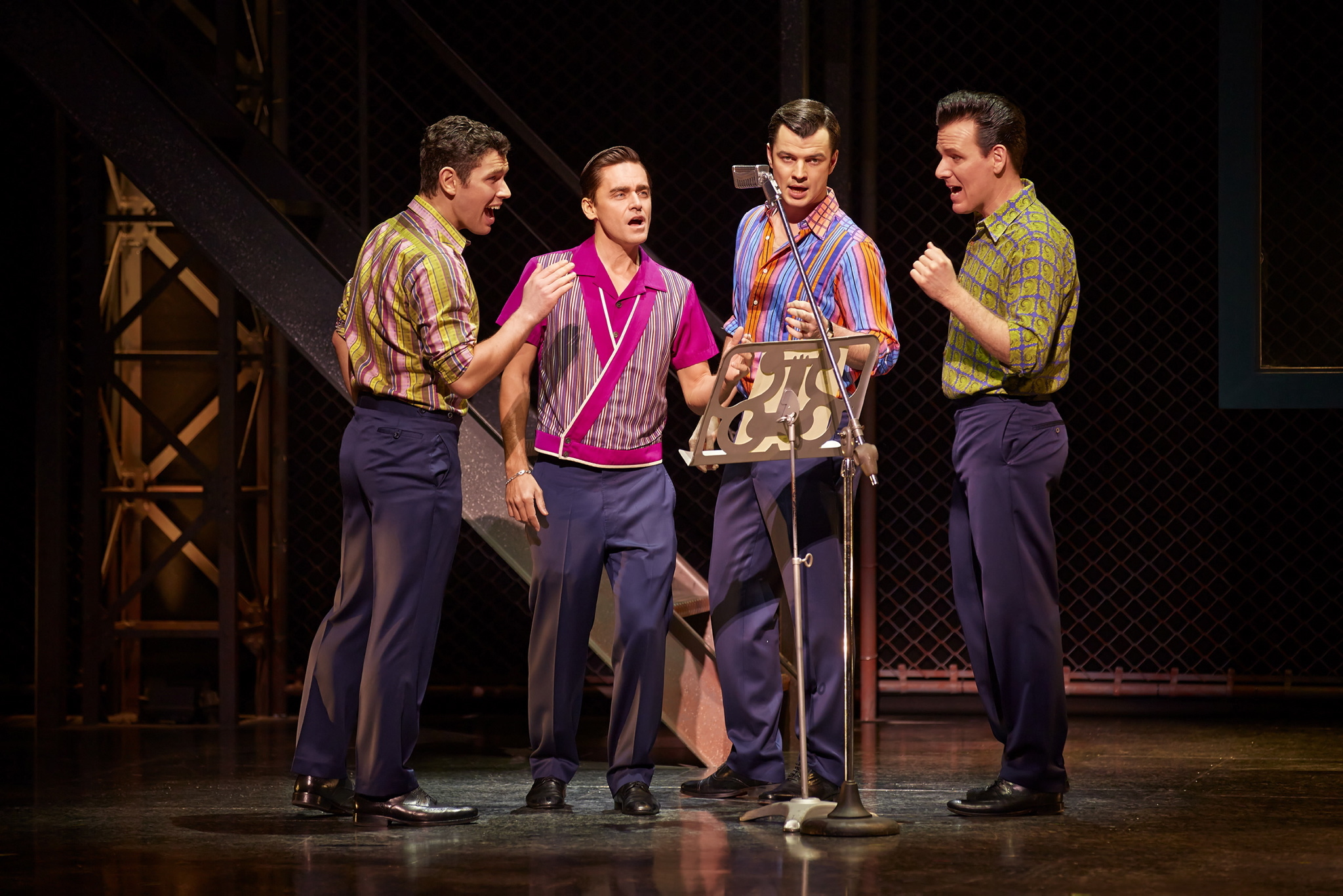 huge discount 08c84 141ee Jersey Boys | Theatre in London