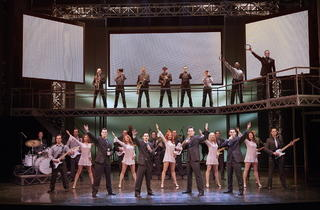 Cast of Jersey Boys (Brinkhoff/Moegenburg)