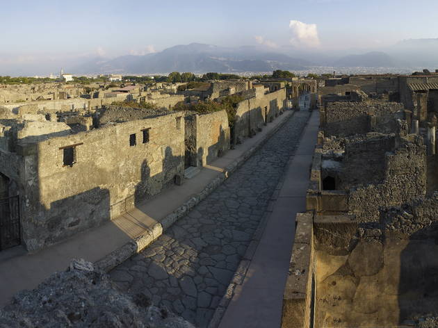 Pompeii, Bay of Naples (Soprintendenza Speciale per i Beni Archeologici di Napoli e Pompei / Trustees of the British Museum)