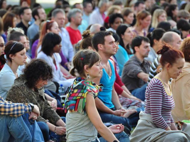 Meditation (More Free London)