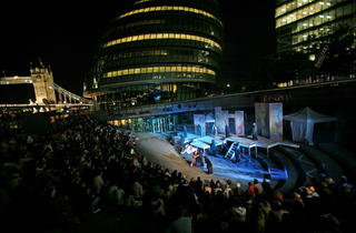 Theatre performance (More Free London)