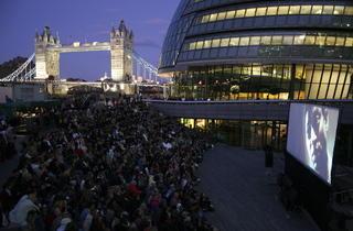 Film showing (More Free London)