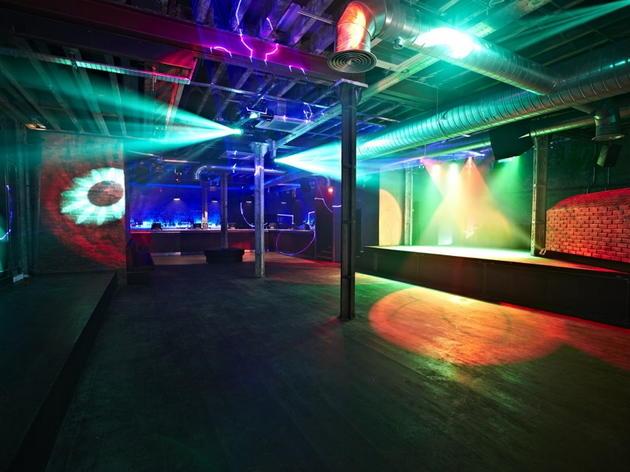 XOYO Clubs lighting