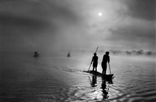 In the Upper Xingu region (© Sebastião SALGADO / Amazonas i)