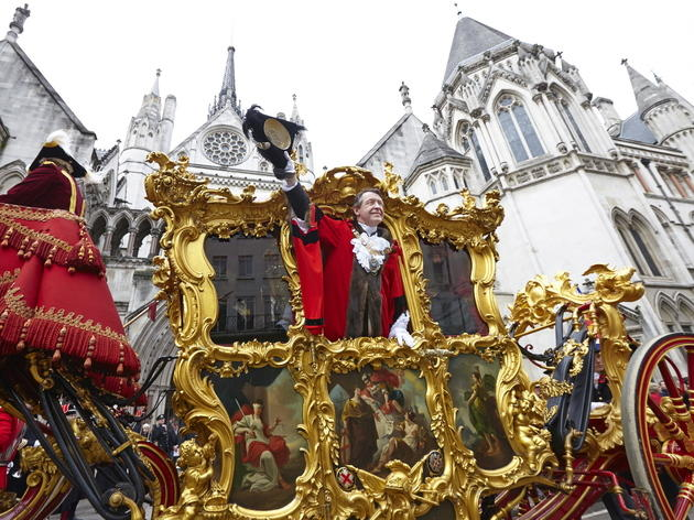 Lord Mayor's Show and Fireworks | Things to do in London