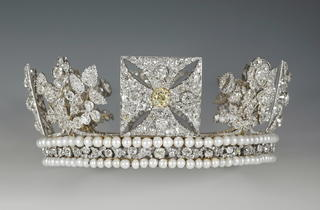 The Diamond Diadem (Royal Collection Trust / Her Majesty Queen Elizabeth II 2013)